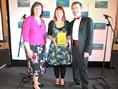 Beverley Midwood, Tricia Waller & Tony O'Shea-Poon