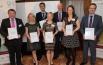 OU Business School award winners