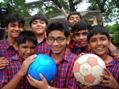 Indian School Boys