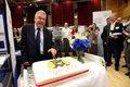 VC cuts Charter Day cake