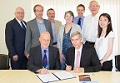 The OU and STFC ISIS Facility MOU