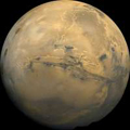 Life on Mars? Or elsewhere?