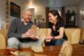 Hermione and Sir David Attenborough