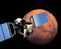 Mars Express. Image Courtesy of ESA