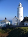 Start Point Lighthouse - the finish of the walk