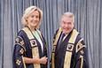 Martha Lane Fox and VC Martin Bean