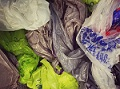 Introduction of 5p plastic bag charge